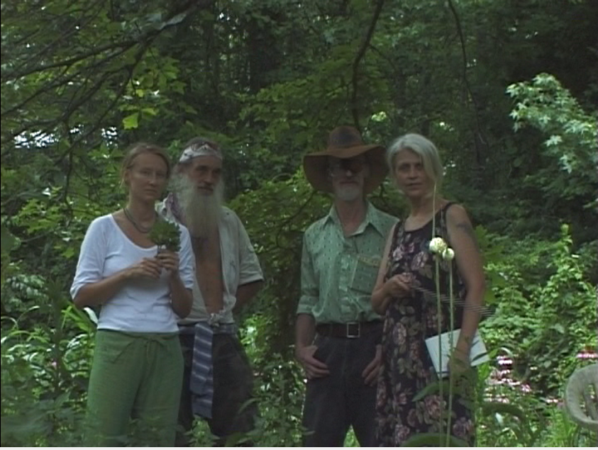Herbal Roundtable in the Wilderness with D'Coda