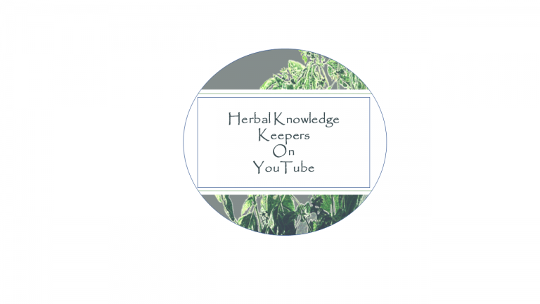 herbal knowledge keepers youtube